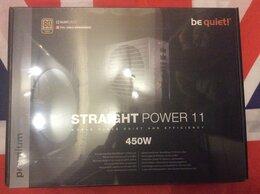 Блоки питания - Блок питания be quiet! Straight Power 11 450W, 0