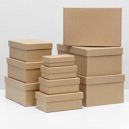 Корзины, коробки и контейнеры - Коробка крафт 9, 0