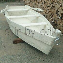 Садовые фигуры и цветочницы - Лодка декоративная, 0