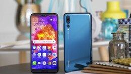 Мобильные телефоны - Huawei P20Pro синий (когда Китай реально рулит), 0