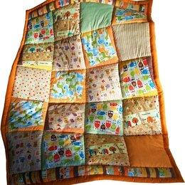 Пледы и покрывала - Детское лоскутное одеяло, 0