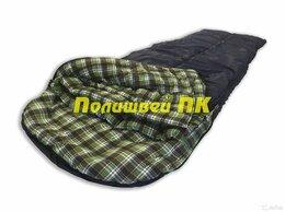 Спальные мешки - Спальный мешок-кокон 190х90х58+ кап. Зимний -15 С, 0