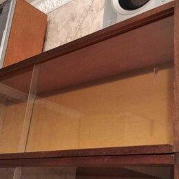 Полки - Полки книжные со стеклом, 0