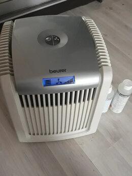 Очистители и увлажнители воздуха - Мойка воздуха Beurer LW220, 0