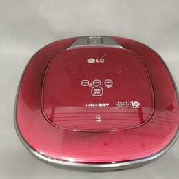 Роботы-пылесосы - Робот-пылесос LG VRF6043LR, 0