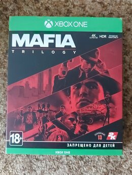 Игры для приставок и ПК - Mafia trilogy xbox, 0