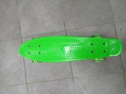 Скейтборды и лонгборды - Пенни борд, колеса ПУ, длина: 55см, 0