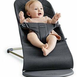 Качели, шезлонги - Кресло-шезлонг для новорожденных BabyBjorn Bliss, 0