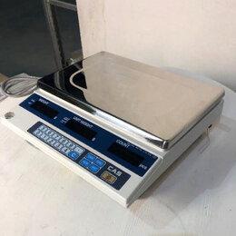 Весы - Весы порционые CAS CS-2,5 (новые, 0.5 гр, 4 шт), 0