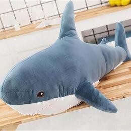 Мягкие игрушки - Мягкая Акула 70 см, 0