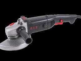 Шлифовальные машины - Шлифмашина угловая P.I.T. PWS180-D, 0