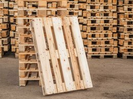 Оборудование для транспортировки - Поддоны, паллеты деревянные, 0