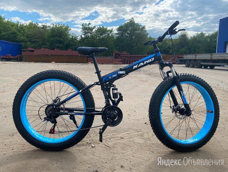 Велосипед складной фэт  по цене 16900₽ - Велосипеды, фото 0