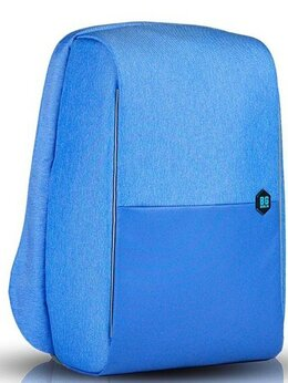 """Дорожные и спортивные сумки - BG Berlin Рюкзак Metrobag 17"""" BG010/01/LightBlue…, 0"""