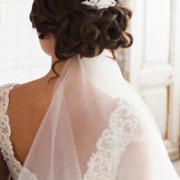 Платья - Фата свадебная, 0