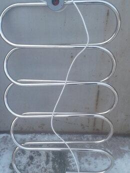 Полотенцесушители и аксессуары - полотенцесушитель электрический Aura 1000x600, 0