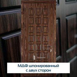 Входные двери - Дверь входная металлическая отделана…, 0