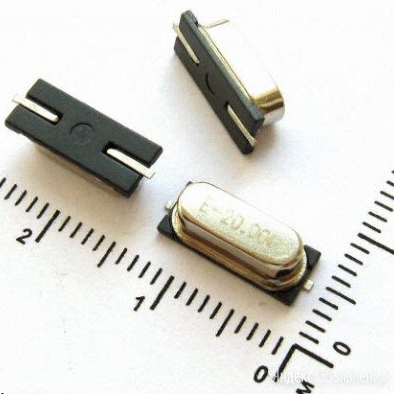 16.000 МГц имп. HC-49SM, Кварцевый резонатор, SMD, [HC-49S] по цене 21₽ - Измерительные инструменты и приборы, фото 0