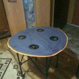 Походная мебель - Столик, 0