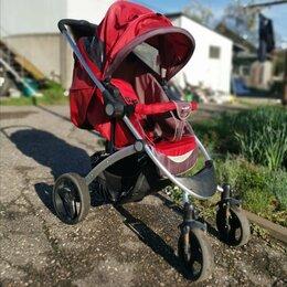 Коляски - Коляска детская складная Baby Care, 0
