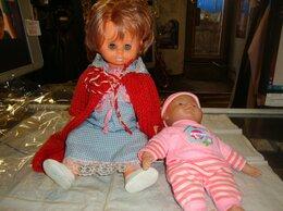 Куклы и пупсы - Кукла СССР - 41 см + маленькая, 0