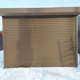 Заборы, ворота и элементы - Рольворота въездные во двор. Роллета., 0