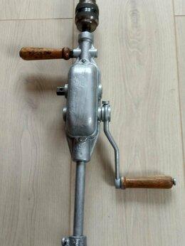 Дрели и строительные миксеры - Дрель механическая, 0