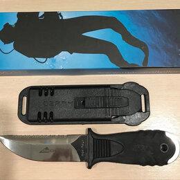 Аксессуары и комплектующие - Подводный нож aquatys tekno/ black , 0