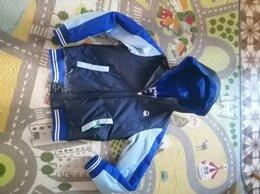 Куртки и пуховики - Куртка BENETTON 6-10 лет двусторонняя, 0