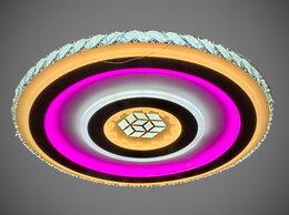Люстры и потолочные светильники - Светильник LED потолочный НJT10017/500 230 W с ПДУ, 0