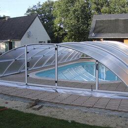Павильоны для бассейнов - Павильон для бассейна Albixon KLASIK A (3 секции), 0