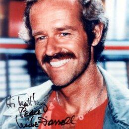 Вещи знаменитостей и автографы - Автограф MIKE FARRELL SIGNED M*A*S*H ( МЭШ ) 📷📷📷, 0