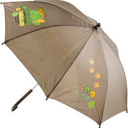 Зонты и трости - Котофей Зонт серый 03707016-10, 0