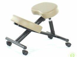 Массажные столы и стулья - Стул медицинский на колесиках МА-04 татами ХIV-СЛ, 0