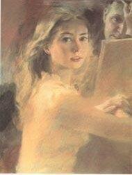 Искусство и культура - Gueorgui Chichkine: Pastels, Huiles, Aquarelles:…, 0