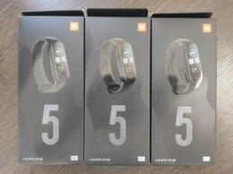 Умные часы и браслеты - Фитнес Браслет Xiaomi Mi Band 5 NFC, 0