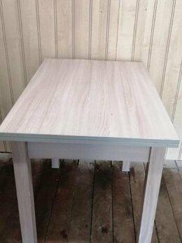 Мебель для кухни - Складной Стол 75*120*90 вшг и 2 табуретки, 0