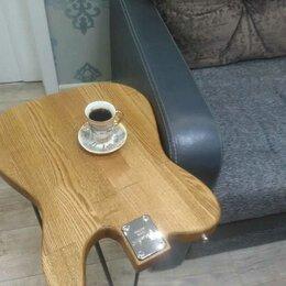 Столы и столики - Кофейный столик из массива. Авторская работа., 0