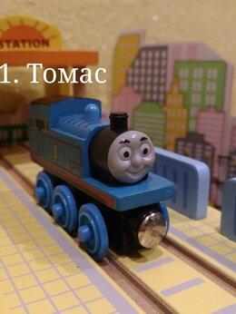 Детские железные дороги - Паровозики Томас для деревянной железной дороги…, 0