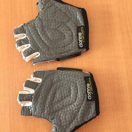 Спортивная защита - Перчатки женские для езды на велосипеде , 0