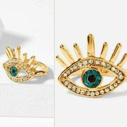 Кольца и перстни - Шикарное кольцо-глаз, 0