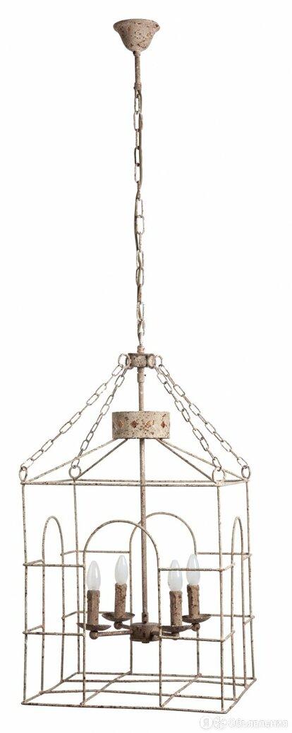 Подвесной светильник с эффектом старения Soleil Cube по цене 14490₽ - Настенно-потолочные светильники, фото 0