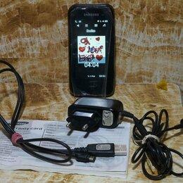 Мобильные телефоны - Samsung F700 легендарный боковой слайдер, 0