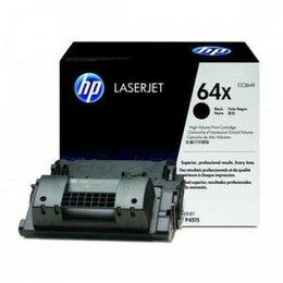 Аксессуары для принтеров и МФУ - Заправка картриджа HP CC364X (64X), для принтеров HP LaserJet P4010, LaserJet P, 0