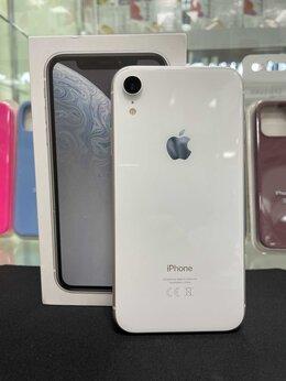 Мобильные телефоны - iPhone XR 256GB White Гарантия, 0