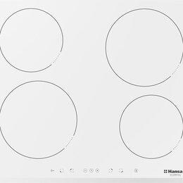 Плиты и варочные панели - Индукционная встраиваемая поверхность Hansa BHIW 67323, 0
