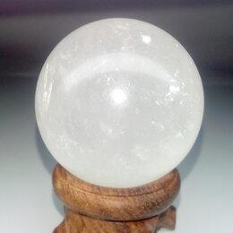Товары для гадания и предсказания - Шар из горного хрусталя, шар из натурального камня 3 см, вес 60 гр, 0