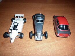 Модели - Модели гоночных автомобилей СССР - масштаб 1:43, 0
