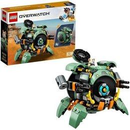 Конструкторы - LEGO Overwatch 75976 Wrecking Ball Таран, 0