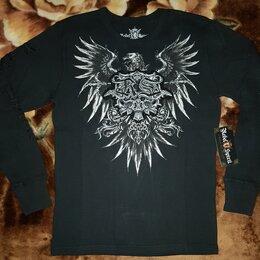 """Свитеры и кардиганы - Новый пуловер Rebel Spirit winged eagle""""affliction, 0"""